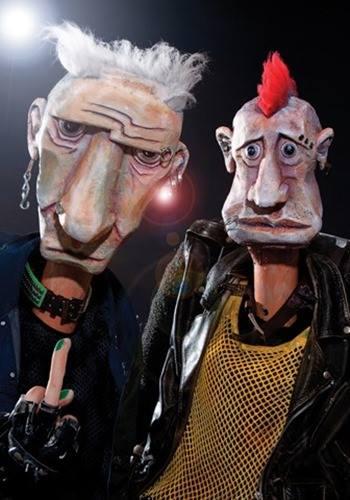 punkerne